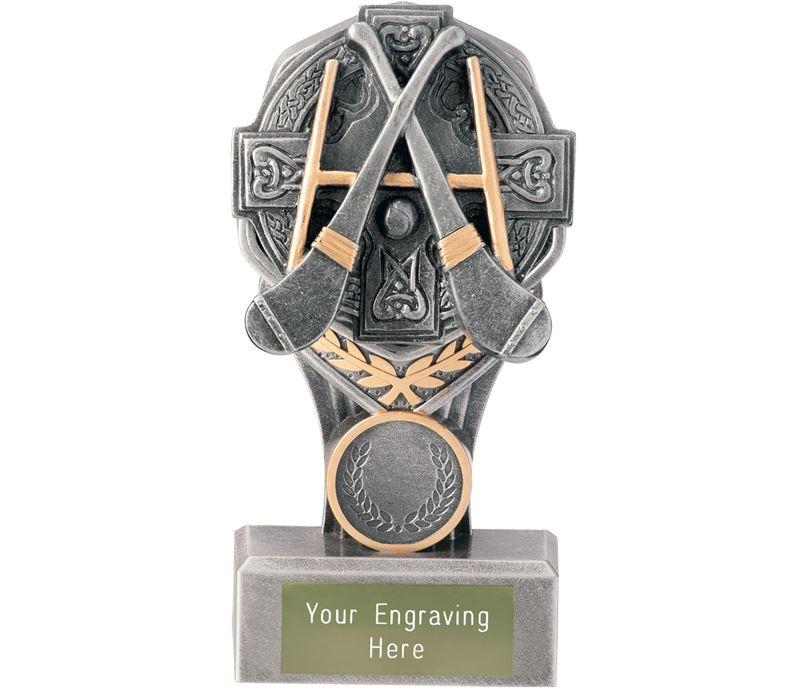 """GAA Hurling Falcon Trophy 15cm (6"""")"""