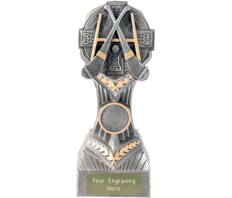 "GAA Hurling Falcon Trophy 19cm (7.5"")"