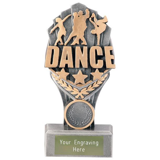 """Dance Falcon Trophy 15cm (6"""")"""