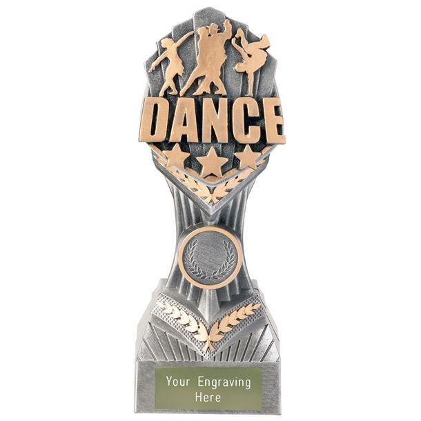 """Dance Falcon Trophy 19cm (7.5"""")"""