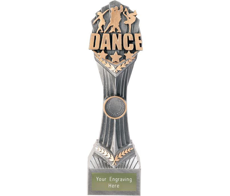 """Dance Falcon Trophy 24cm (9.5"""")"""