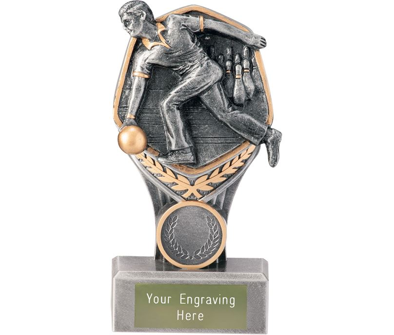 """Ten Pin Falcon Trophy 15cm (6"""")"""