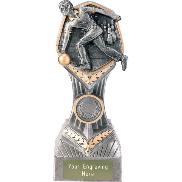 """Ten Pin Falcon Trophy 19cm (7.5"""")"""