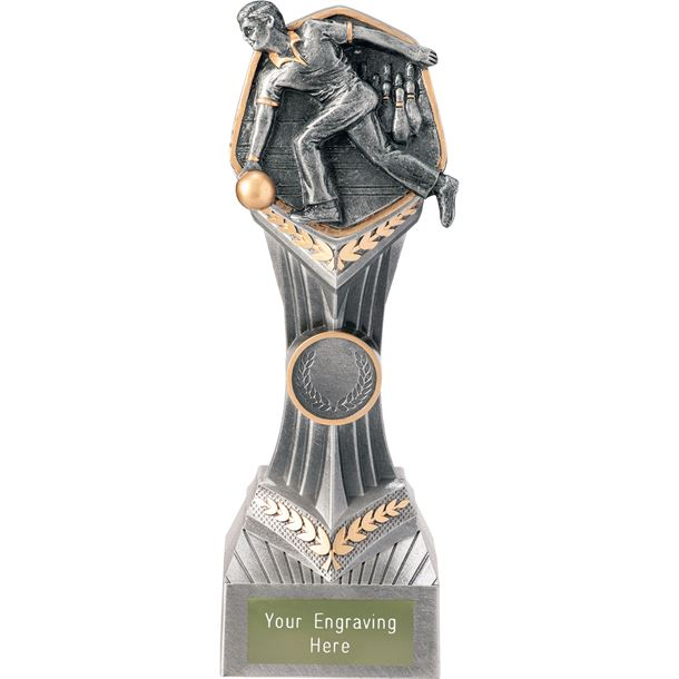 """Ten Pin Falcon Trophy 22cm (8.75"""")"""