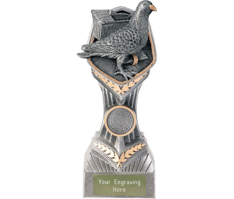 """Pigeon Falcon Trophy 19cm (7.5"""")"""