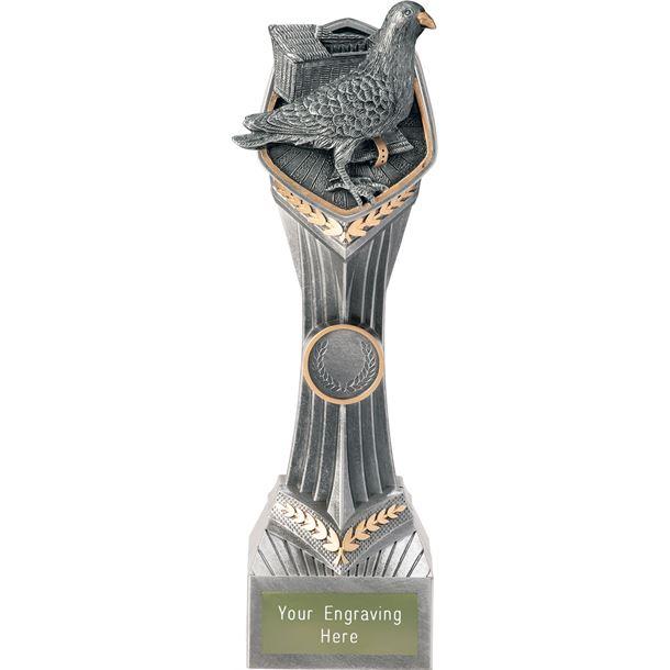 """Pigeon Falcon Trophy 24cm (9.5"""")"""