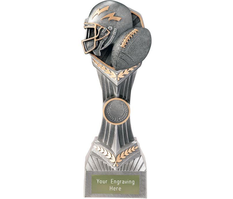 """American Football Falcon Trophy 22cm (8.75"""")"""