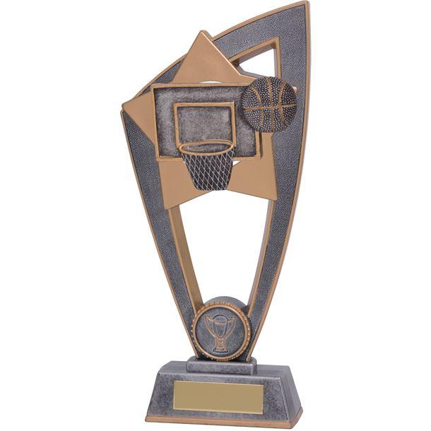 """Basketball Star Blast Trophy 18cm (7"""")"""