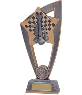 "Chess Star Blast Trophy 23cm (9"")"