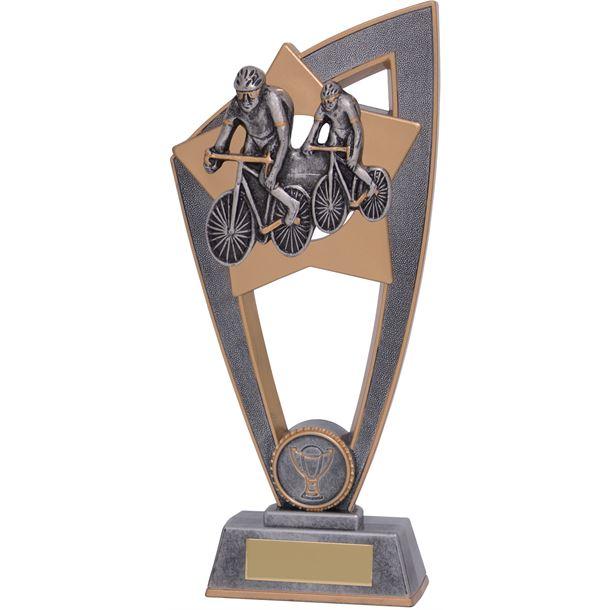 """Cycling Star Blast Trophy 20cm (8"""")"""