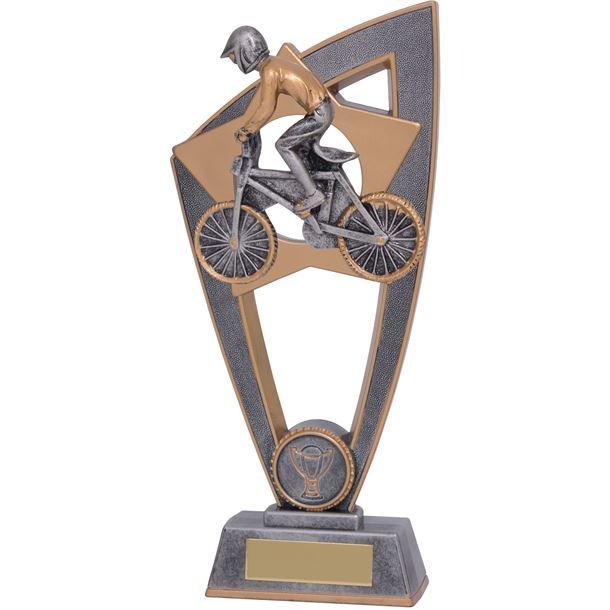 """BMX Star Blast Trophy 20cm (8"""")"""