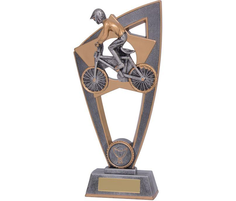 """BMX Star Blast Trophy 23cm (9"""")"""