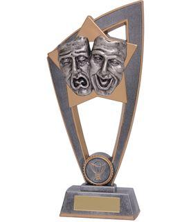 """Drama Star Blast Trophy 20cm (8"""")"""