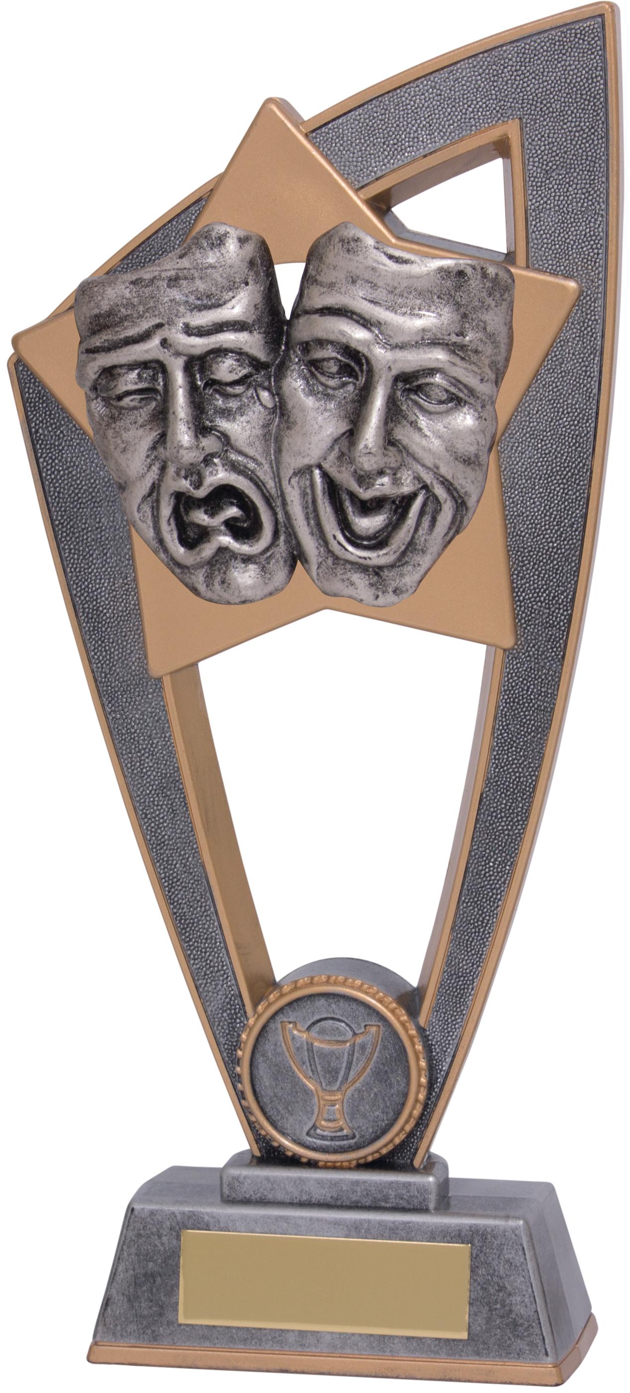 """Drama Star Blast Trophy 23cm (9"""")"""