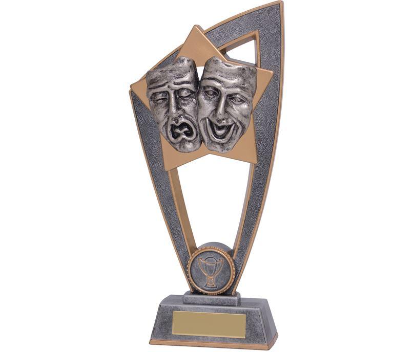 """Drama Star Blast Trophy 18cm (7"""")"""