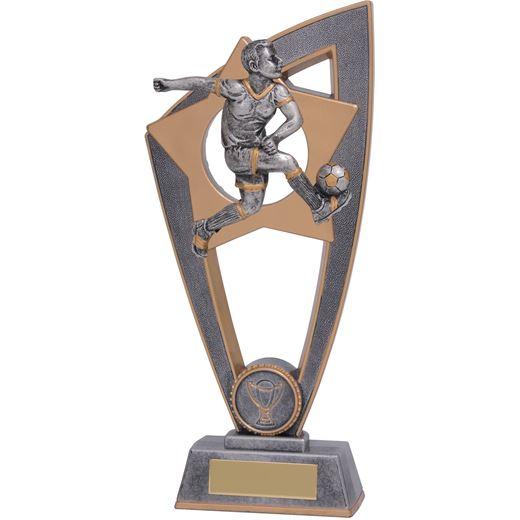 """Football Male Star Blast Trophy 18cm (7"""")"""