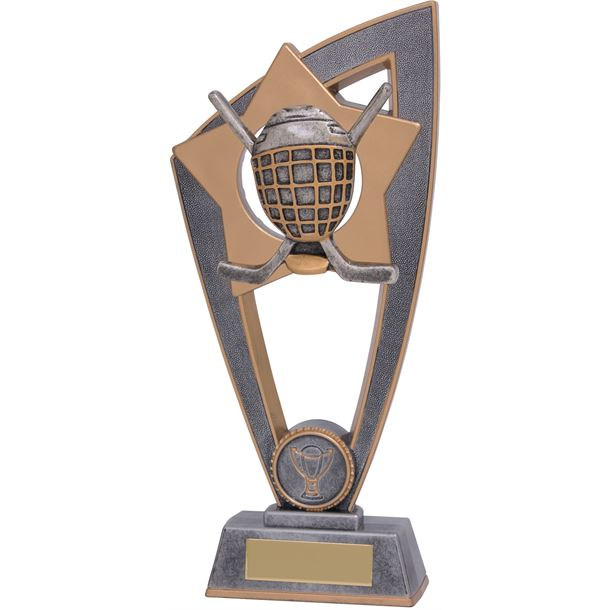"Ice Hockey Star Blast Trophy 23cm (9"")"