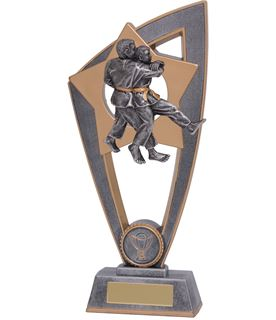 "Judo Star Blast Trophy 18cm (7"")"