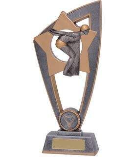 "Swimming Star Blast Trophy 23cm (9"")"
