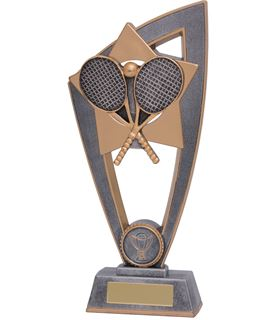 "Tennis Star Blast Trophy 18cm (7"")"
