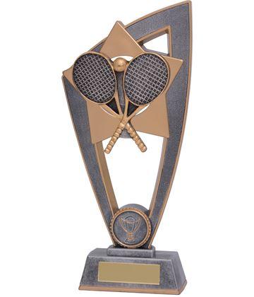 "Tennis Star Blast Trophy 18cm (7"")"