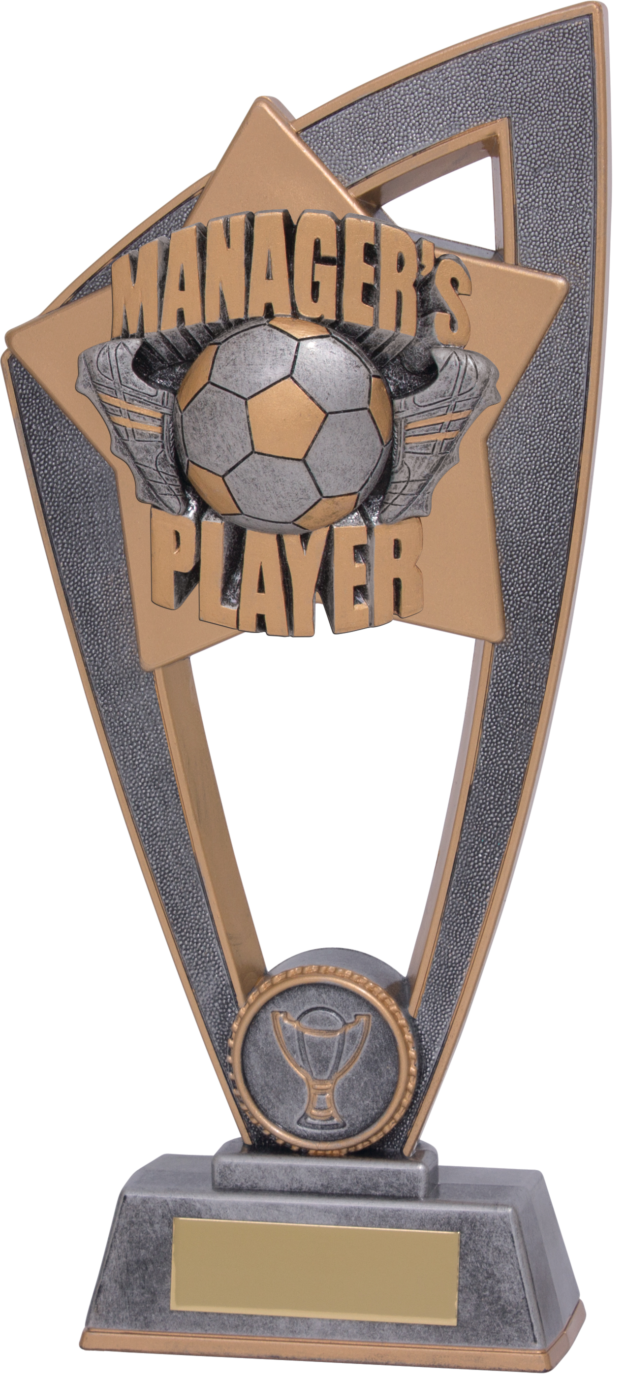 """Managers Player Star Blast Trophy 23cm (9"""")"""
