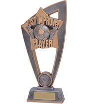 "Most Improved Player Star Blast Trophy 18cm (7"")"