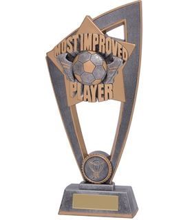"Most Improved Player Star Blast Trophy 23cm (9"")"