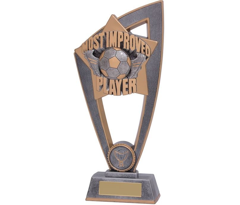"Most Improved Player Star Blast Trophy 20cm (8"")"