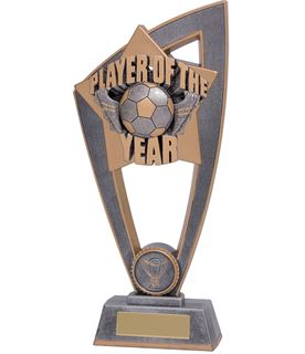 "Player Of The Year Star Blast Trophy 18cm (7"")"