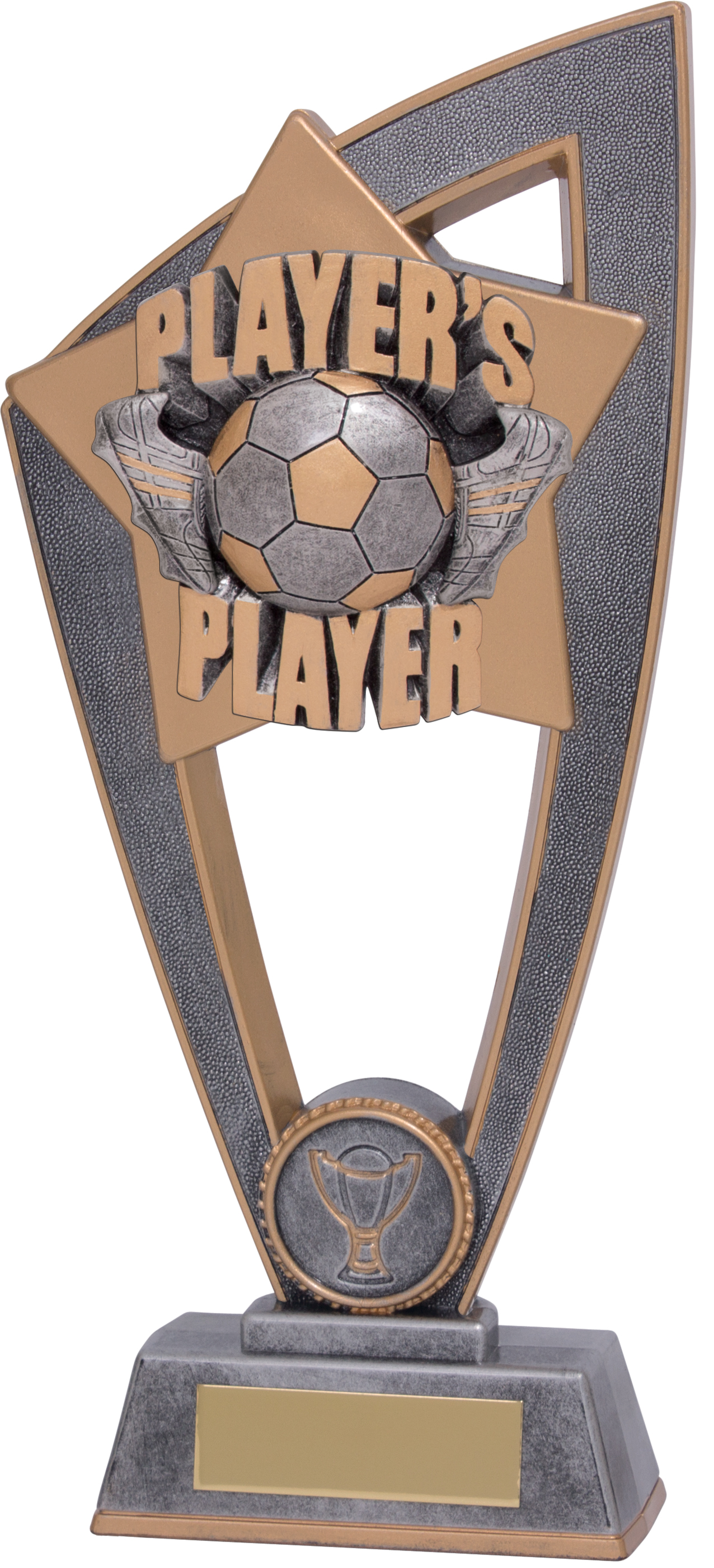 "Players Player Star Blast Trophy 23cm (9"")"