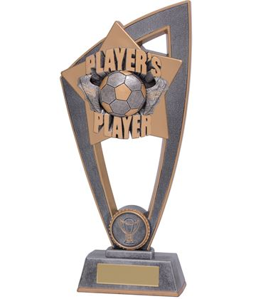 "Players Player Star Blast Trophy 18cm (7"")"