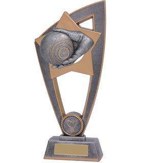 """Lawn Bowls Star Blast Trophy 23cm (9"""")"""