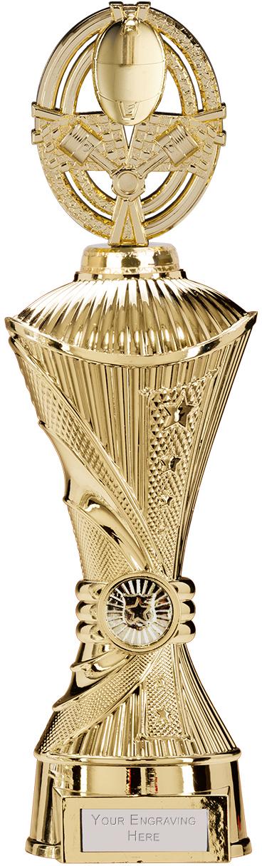 "Maverick Motorsport Heavyweight Trophy Gold 33cm (13"")"