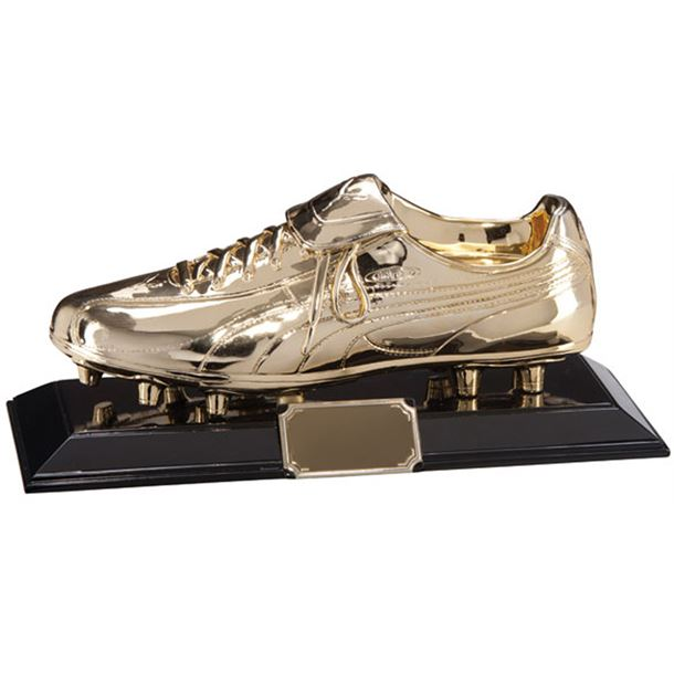 "Puma King Golden Boot Award Football Trophy 32cm (12.5"")"