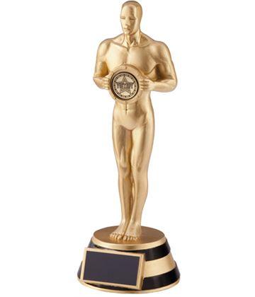 """The Ovation Achievement Statue Trophy 21cm (8.25"""")"""