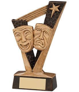 "Victory Drama Award 13cm (5.25"")"