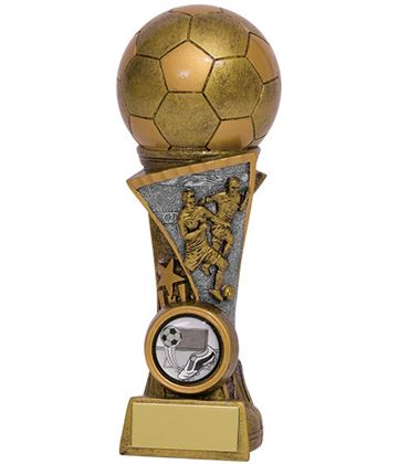 "Century Football Tower Trophy 16cm (6.25"")"