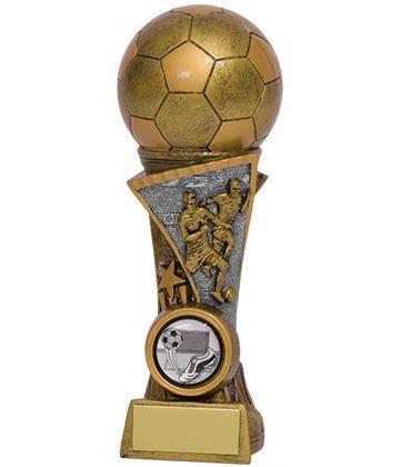 "Century Football Tower Trophy 16cm (6.25"")"