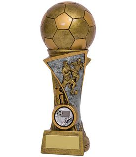 "Century Football Tower Trophy 19cm (7.5"")"