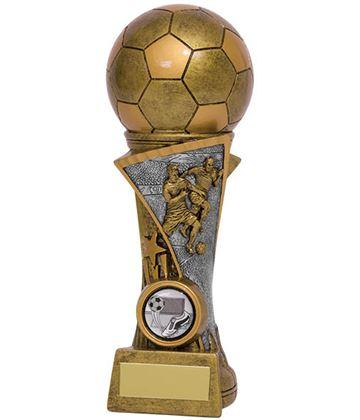 "Century Football Tower Trophy 19cm (7.5"")"