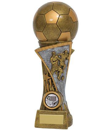 "Century Football Tower Trophy 22cm (8.75"")"