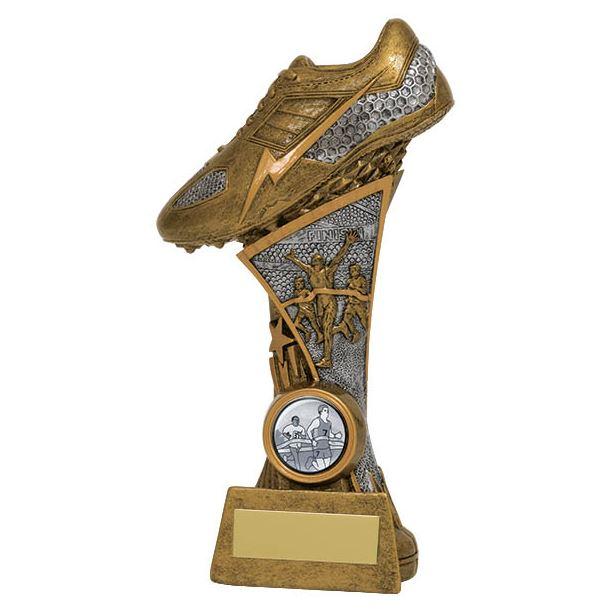 """Century Running Spike Trainer Trophy 19cm (7.5"""")"""