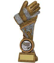 "Century Goalkeeper Tower Football Trophy 16.5cm (6.5"")"