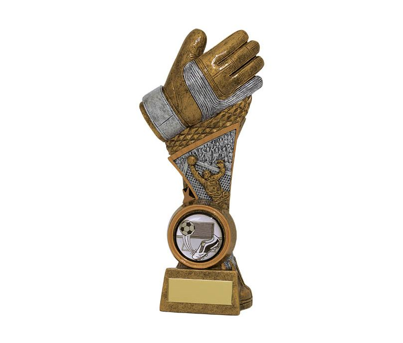 "Century Goalkeeper Tower Football Trophy 16.5cm (6.5"")"