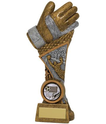 "Century Goalkeeper Tower Football Trophy 19.5cm (7.75"")"