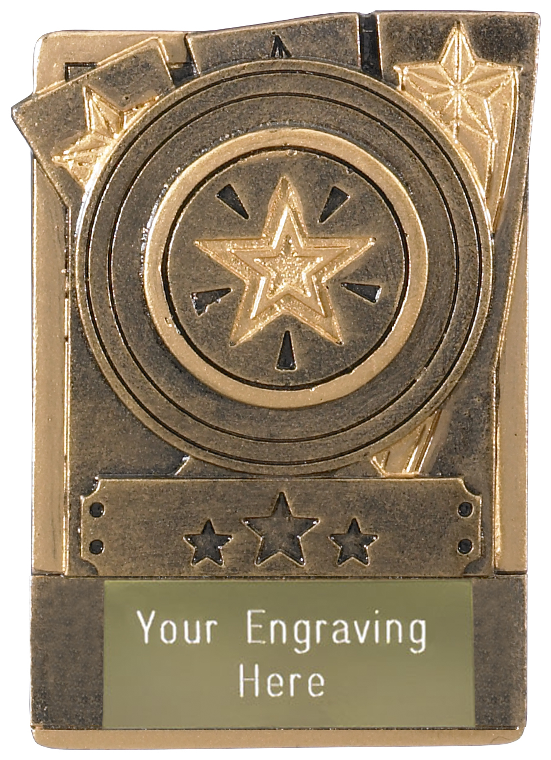"Multi Award Fridge Magnet Award 8cm (3.25"")"