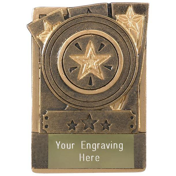 "Multi Award Fridge Magnet Award 8cm (3.25"")"