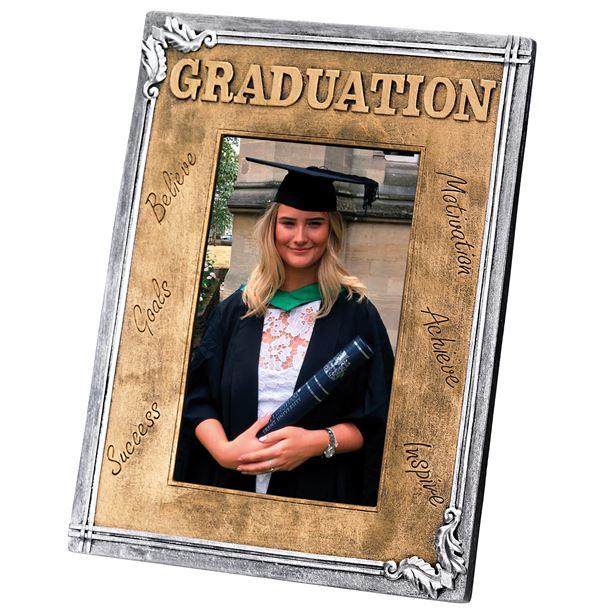 Graduation Photo Frame 18cm x 22.5cm