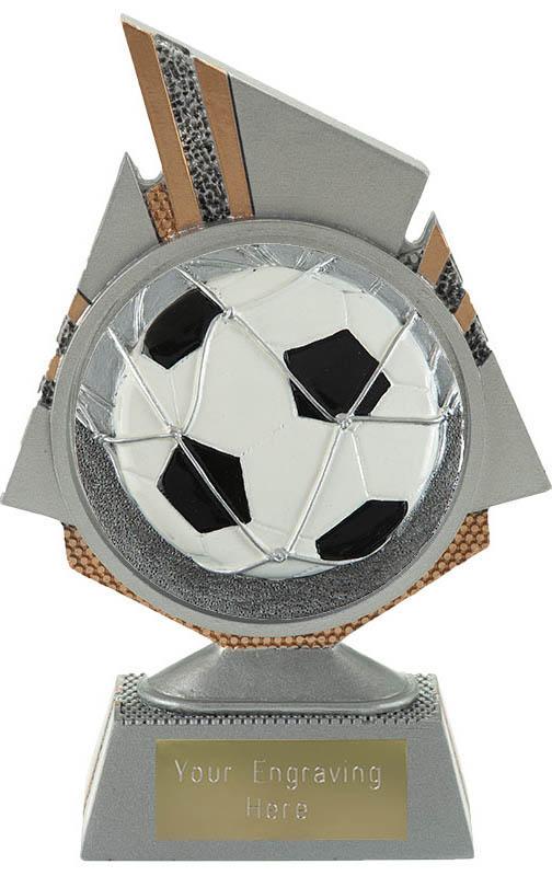 """Shard Football Trophy 15cm (6"""")"""